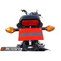 GROM MSX125 16 - Current Tail Tidy